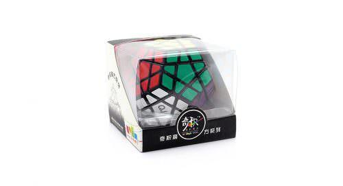 Мегаминкс 3x3 QJ Чёрный