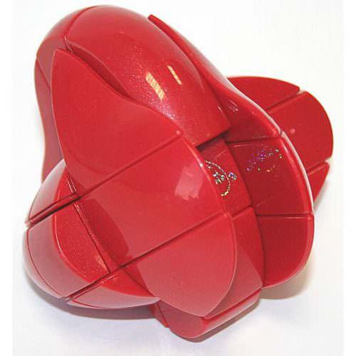 YJ Heart 3x3 Cube