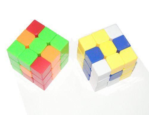 Кубик Рубика 3x3 One-colour-layer