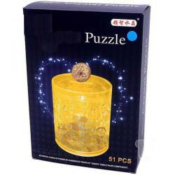 3D Crystal Puzzle «Копилка»