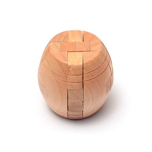 Деревянная головоломка Бочонок