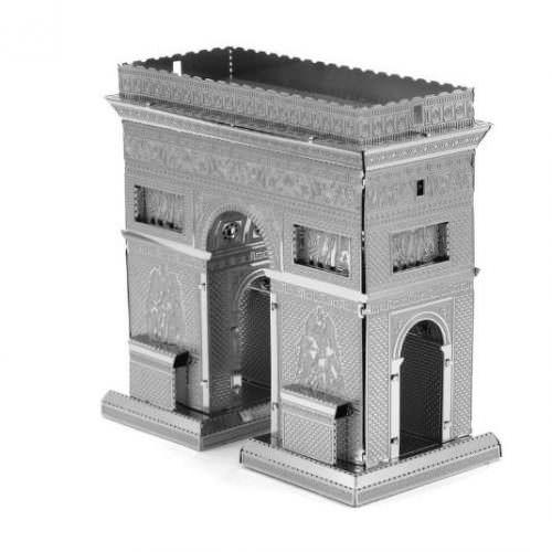 3D пазл металлический Триумфальная арка