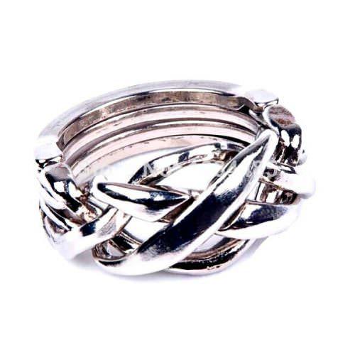 Головоломка литая Кольцо (аналог Cast Puzzle Ring)