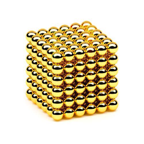 Неокуб 5 мм (Золото)
