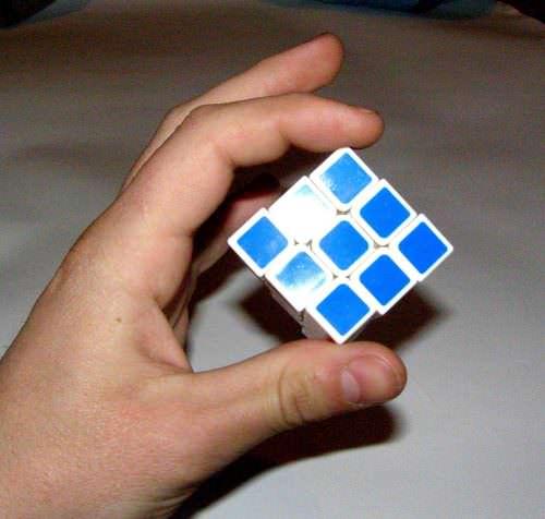 Кубик Рубика 3x3 мини 40 мм Cyclone Boys