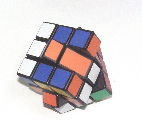 Головоломка Куб Фибика