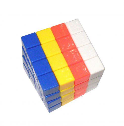 Кубик Рубика 4x4 One-colour-layer