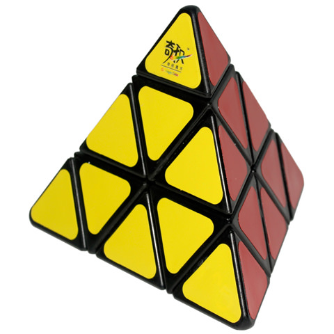 Пирамидка 3x3 QJ Скоростная