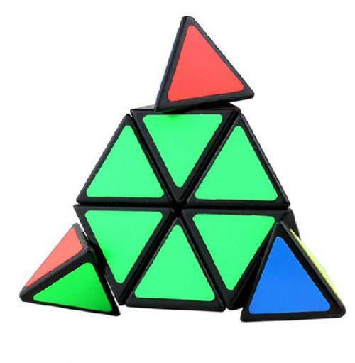 Пирамидка 3x3 ShengShou Скоростная