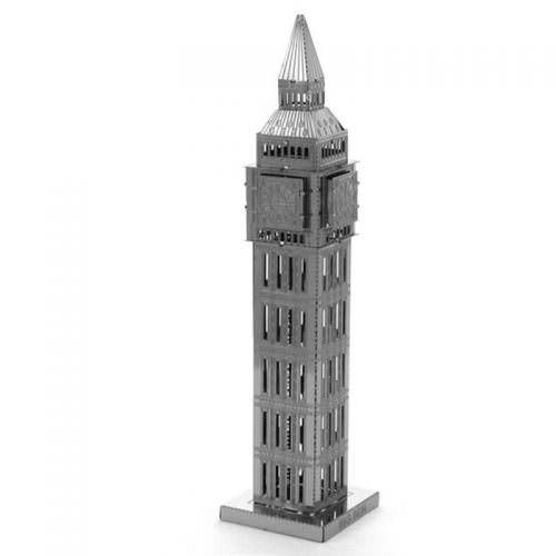 3D пазл металлический Big Ben