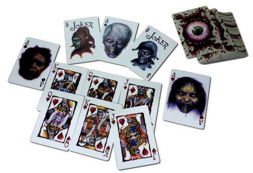 Покерные карты Bicycle Zombified