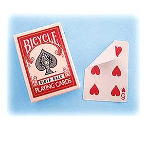Карты для фокусов Bicycle Blank Back