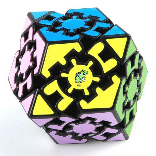 Gear Rhombic Dodecahedron Lan-lan (Шестеренчатый Ромбододекаэдр)