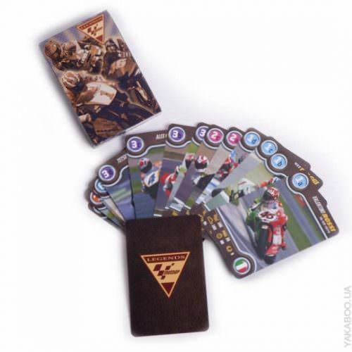 Покерные карты Fournier Legends MotoGP