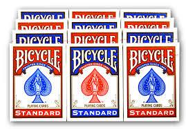 Блок карт Bicycle Standard (12 колод)