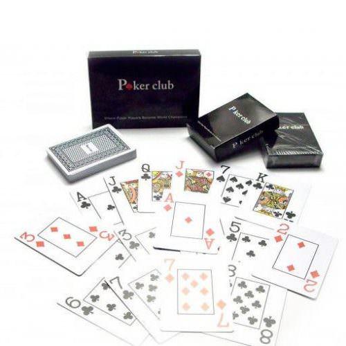 Карты пластиковые Poker Club