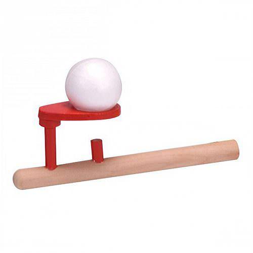 Фокус с летающим шариком