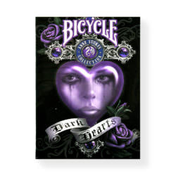 Покерные карты Bicycle Dark Hearts (Anne Stokes)