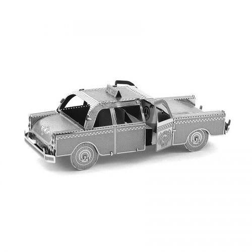 3D пазл металлический Такси (Checker Сab)