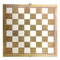 Шахматы, шашки, нарды 40 см (3 в 1)