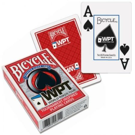 Bicycle WPT Jumbo Index