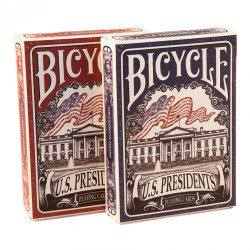 Покерные карты Bicycle US Presidents Deluxe