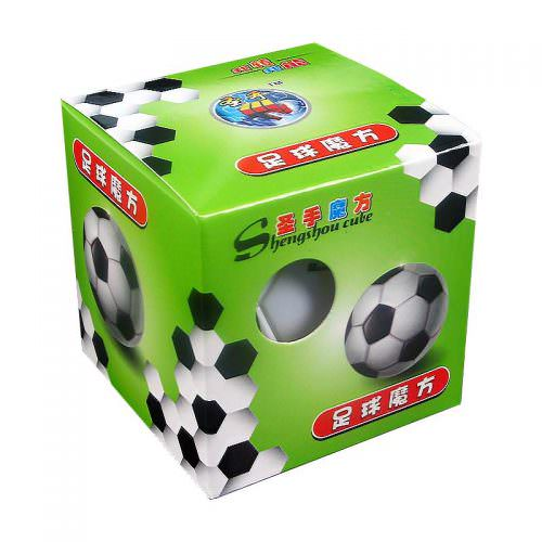Кубик Рубика 2×2 ShengShou Футбольный