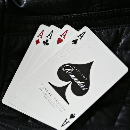 Madison Rounders Black