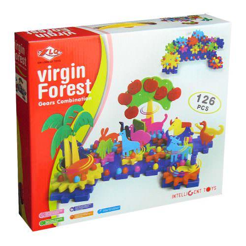 Конструктор Virgin Forest (126 деталей)