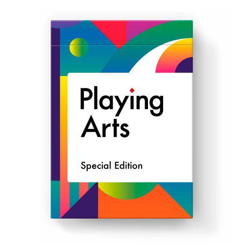 Покерные карты Playing Arts Edition One