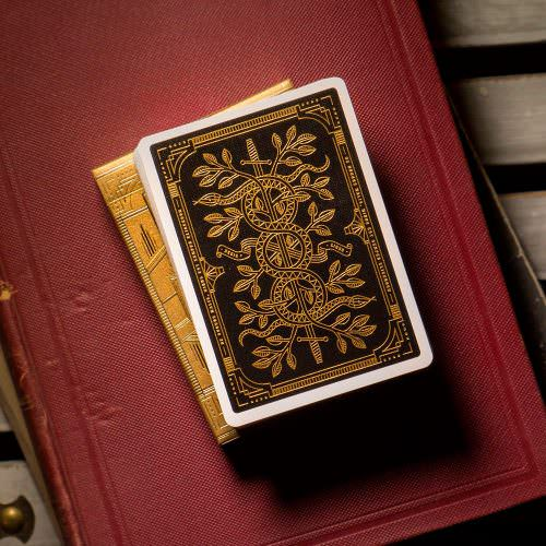 Дизайнерские карты Monarch Gold (Theory11)