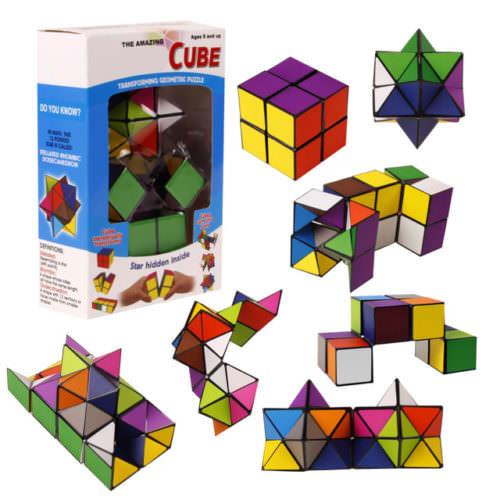 Трансформер Star Cube | Стар Куб | Йошимото куб