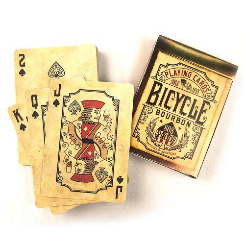Покерные карты Bicycle Bourbon (Бурбон)