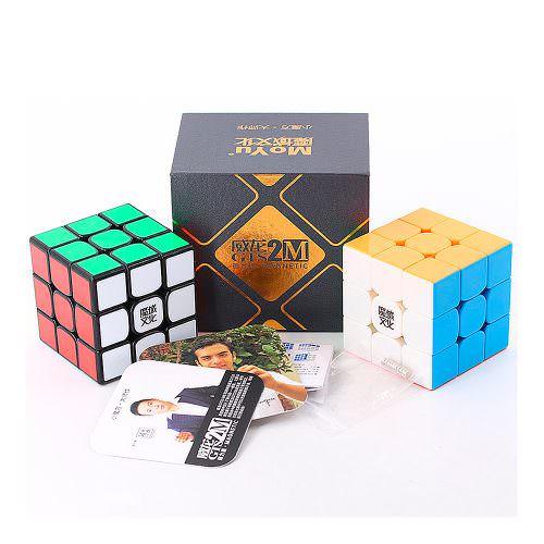 Кубик Рубика 3х3 MoYu Weilong GTS2M (Магнитный)