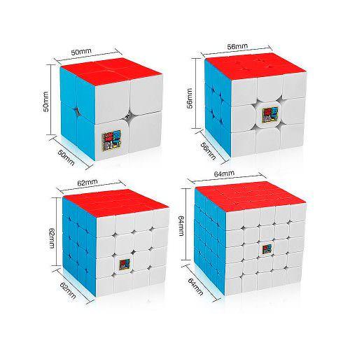 Набор цветных кубов MoYu Cubing Classroom