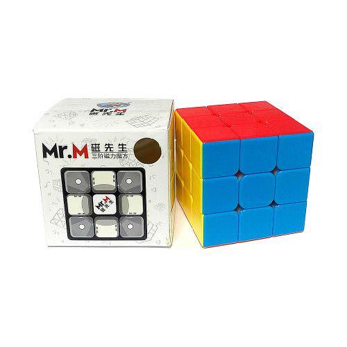 Кубик Рубика 3x3 Mr. M (Магнитный Gem)