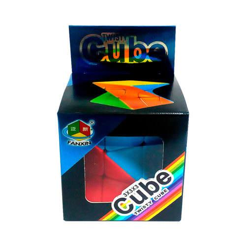 Скрученный кубик Рубика 3×3 FanXin Twisty Cube
