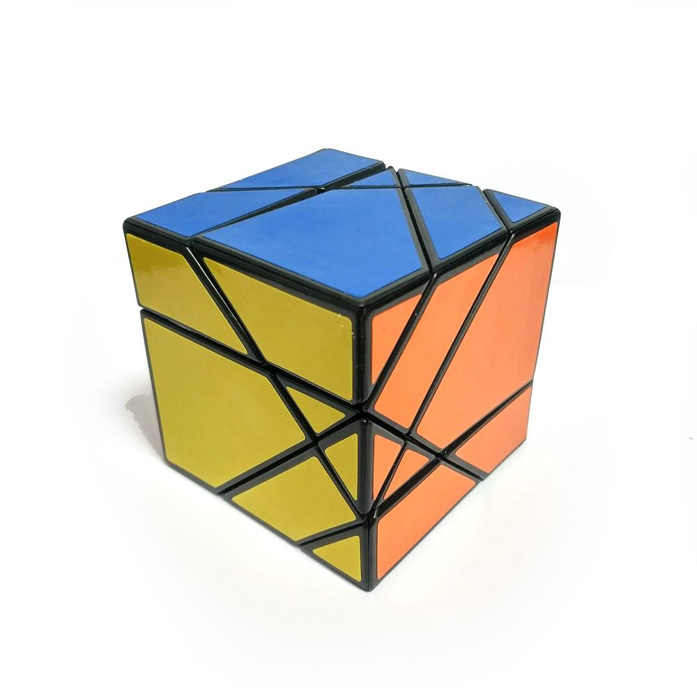 Как сделать куб из бумаги или картона, а также его разновидности - трансформер и йошимото