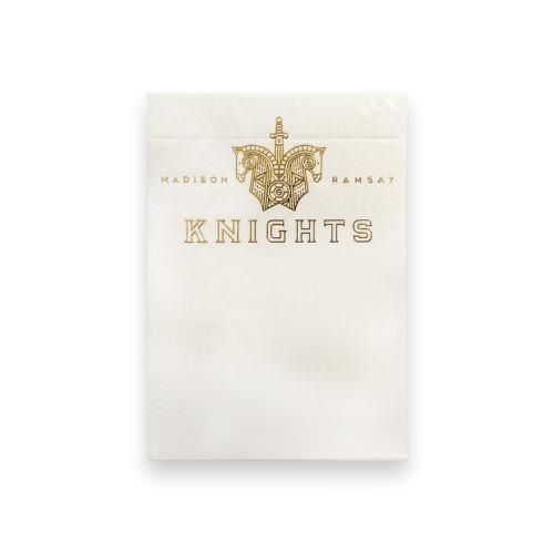 Покерные карты Madison Ramsay Knights