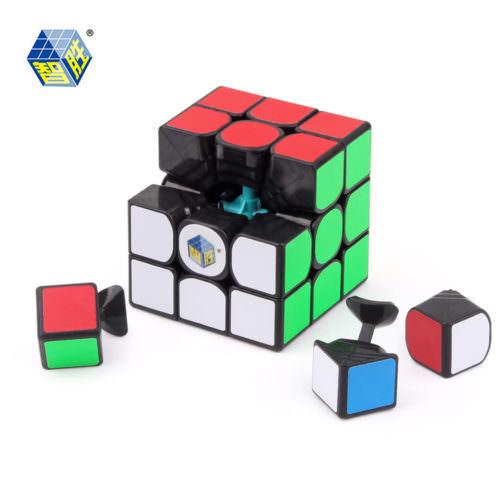 Кубик Рубика 3х3 Yuxin Little Magic черный