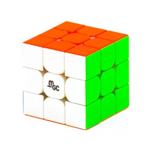 Кубик Рубика 3x3 YJ MoYu MGC v2 Цветной