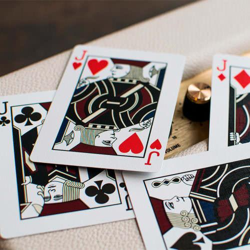 Покерные карты Handshields Modern Edition