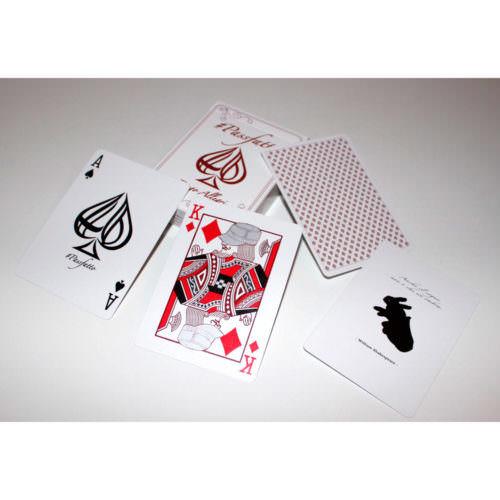 Покерные карты #Passfatto (Diego Allegri)