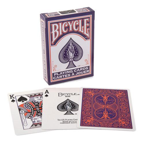 Покерные карты Bicycle Indigo