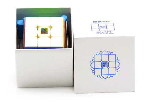 Кубик Рубика 3x3 MoYu MoFangJiaoShi MF3RS3 Магнитный Цветной