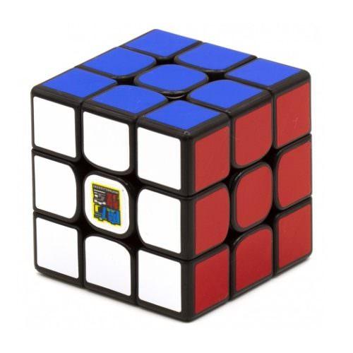 Кубик Рубика 3x3 MoYu MF3RS3 Магнитный Черный