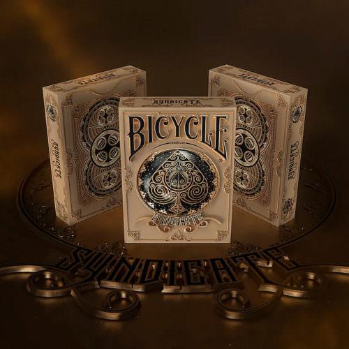 Покерные карты Bicycle Syndicate