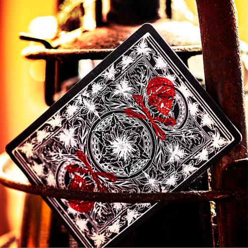 Покерные карты Rebellion Rum Salt and Bone