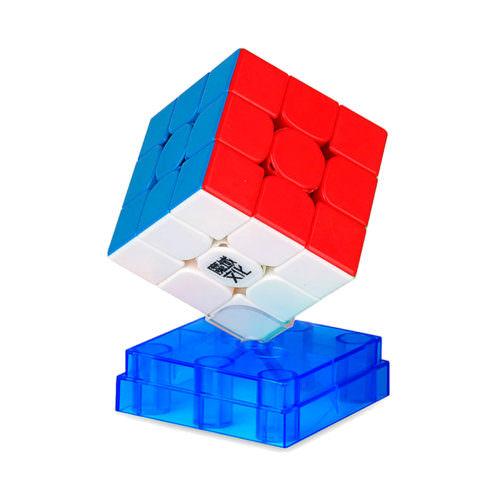 Кубик Рубика 3x3 MoYu WeiLong WR M Magnetic Цветной