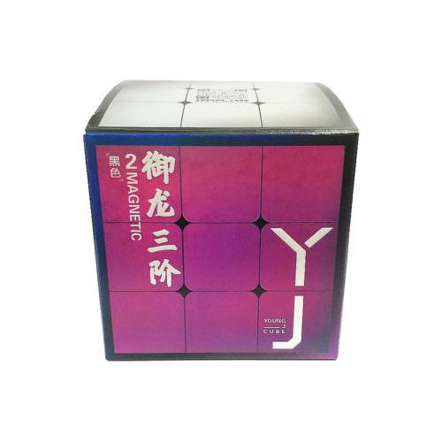 Кубик Рубика 3х3 YongJun Yulong V2 магнитный